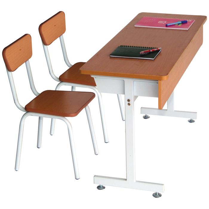 Bàn ghế học sinh cấp 2 BHS101A-GHS101A