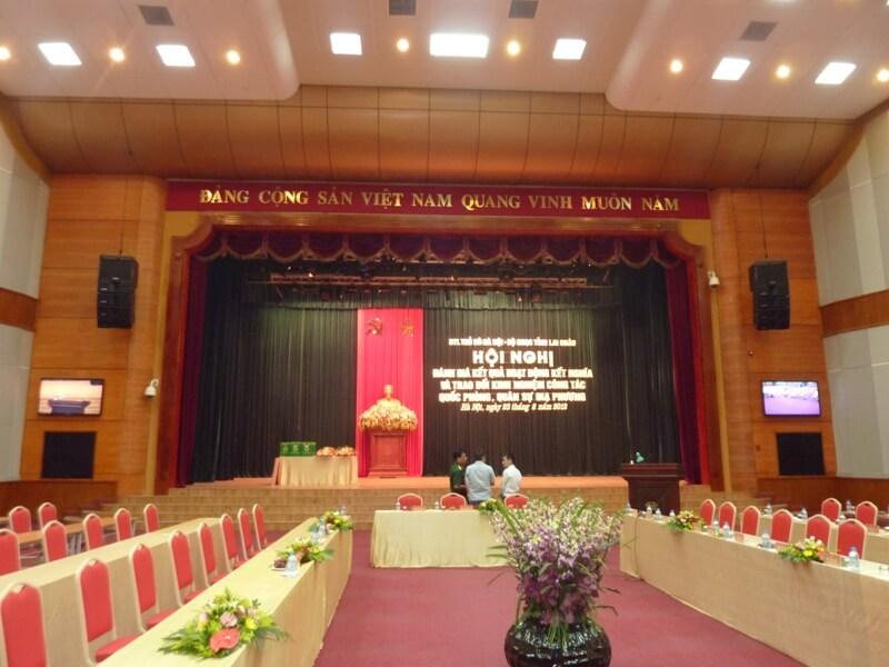 Đặc điểm ghế hội trường Hòa Phát