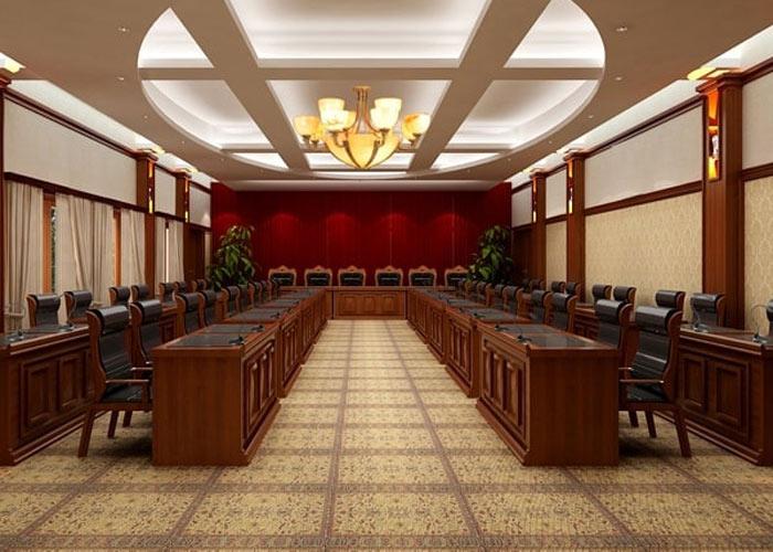 Ghế hội trường Hòa Phát được thiết kế sang trọng