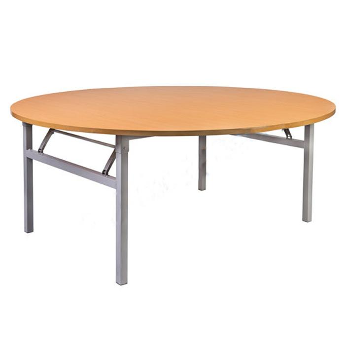 Chi tiết nhất về 4 mẫu bàn ăn tròn công nghiệp Hòa Phát 2