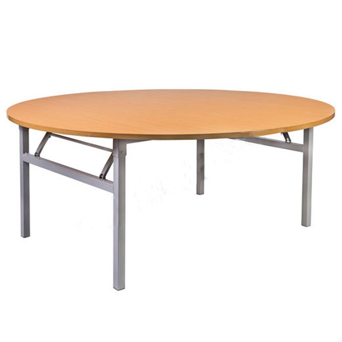 Chi tiết nhất về 4 mẫu bàn ăn tròn công nghiệp Hòa Phát 4