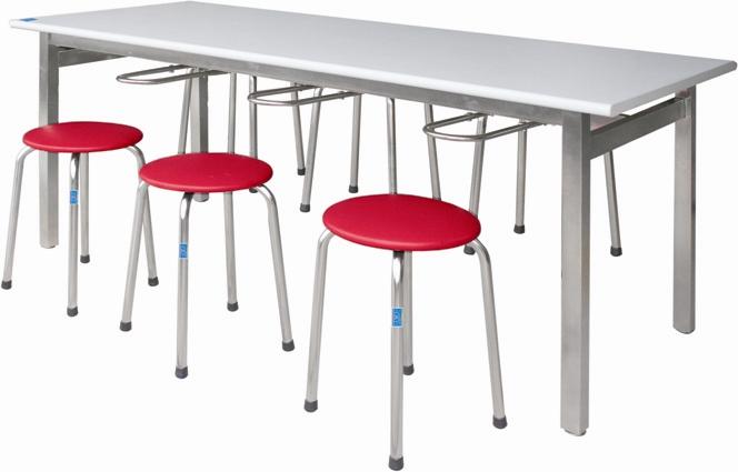 Tổng hợp những mẫu bàn ăn công nhân cho 6 người giá rẻ nhất 2