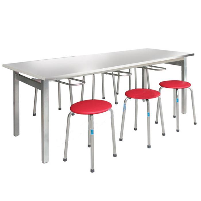 Tổng hợp những mẫu bàn ăn công nhân cho 6 người giá rẻ nhất 6