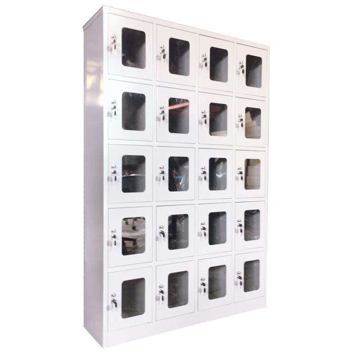 Giới thiệu 4 mẫu tủ locker 20 ngăn Hòa Phát bán chạy nhất 2