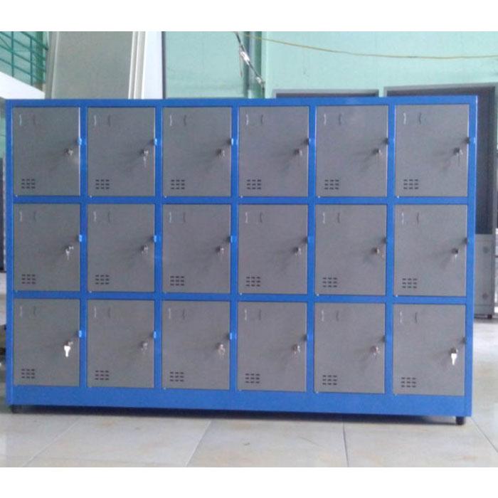 Mua tủ locker 18 ngăn giá rẻ mà chất lượng 1
